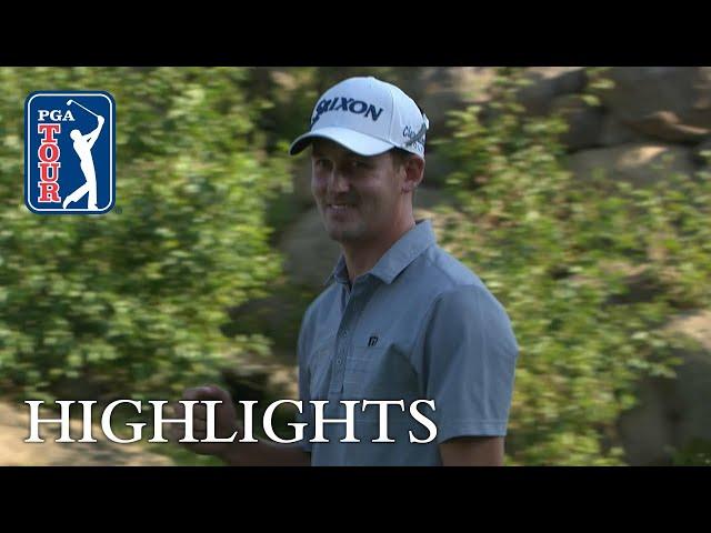 Andrew Putnam's highlights | Round 4 | Barracuda 2018