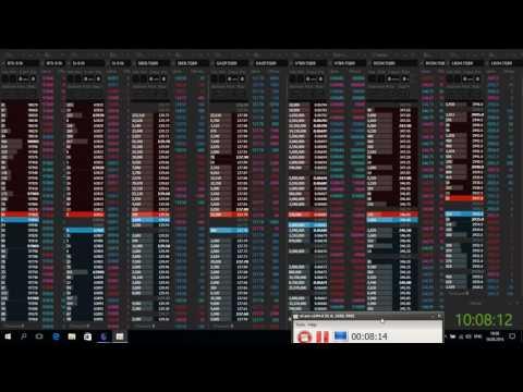 18.08.2016 время 10:00-18:10 | Trading Activity