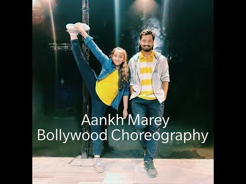 Aankh Marey : Simmba II Neha Kakkar X Mika Singh X Kumar Sanu II Prashant Singh Choreography