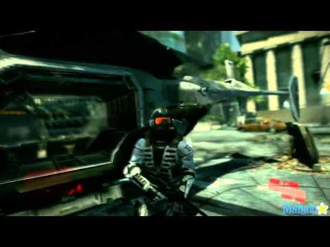 Crysis 2 Walkthrough - Mission 7: Dead Man Walking - Part 2