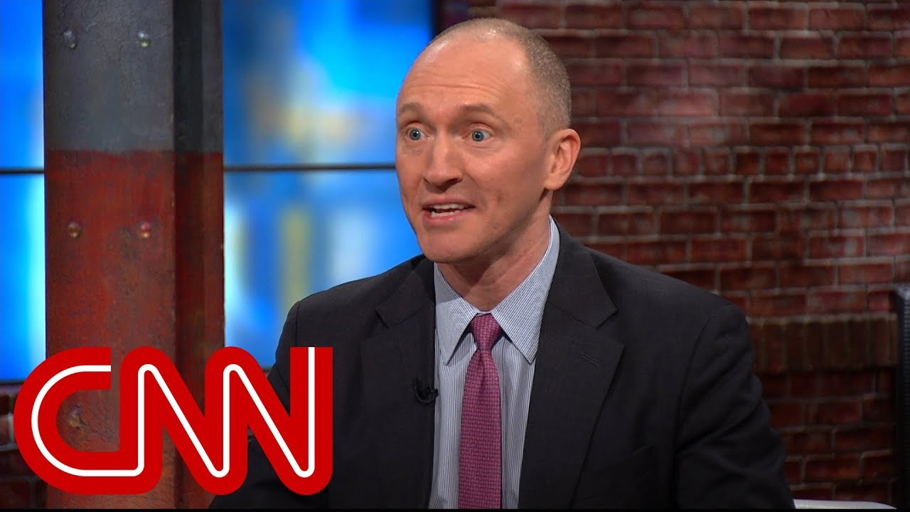 Carter Page Us Interfered More In Elections Than Russians