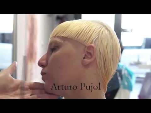 CURSO DE CORTE COM ARTURO PUJOL (VIDAL SASSOON)