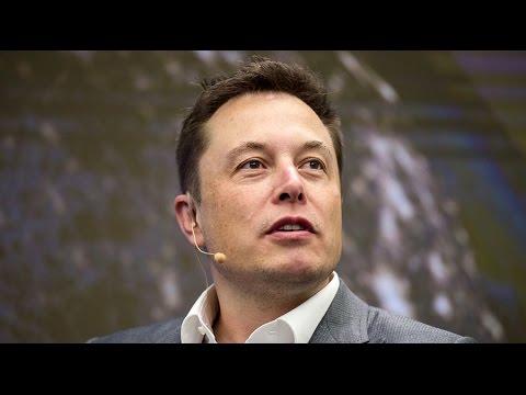 One way ticket: Elon Musk reveals plan to colonize Mars