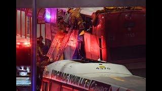 Ottawa bus crash kills 3, injures more than 20