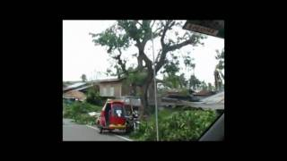 Isabela after super typhoon Juan hit
