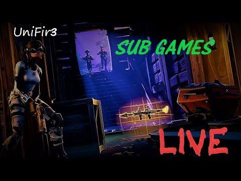 FORTNITE Season 3 (SOON)   Sub-Games & Game-Play   LIVE Stream