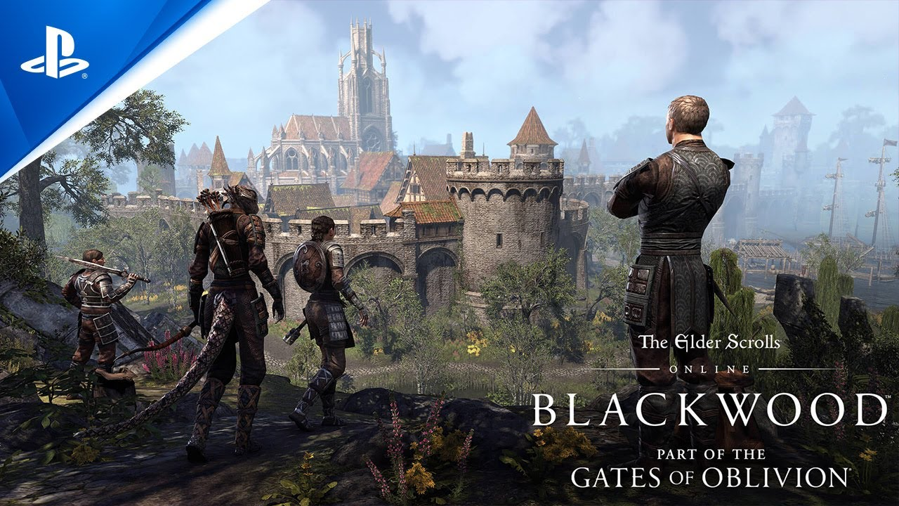 The Elder Scrolls Online: Blackwood - All Roads Lead to the Deadlands | PS4