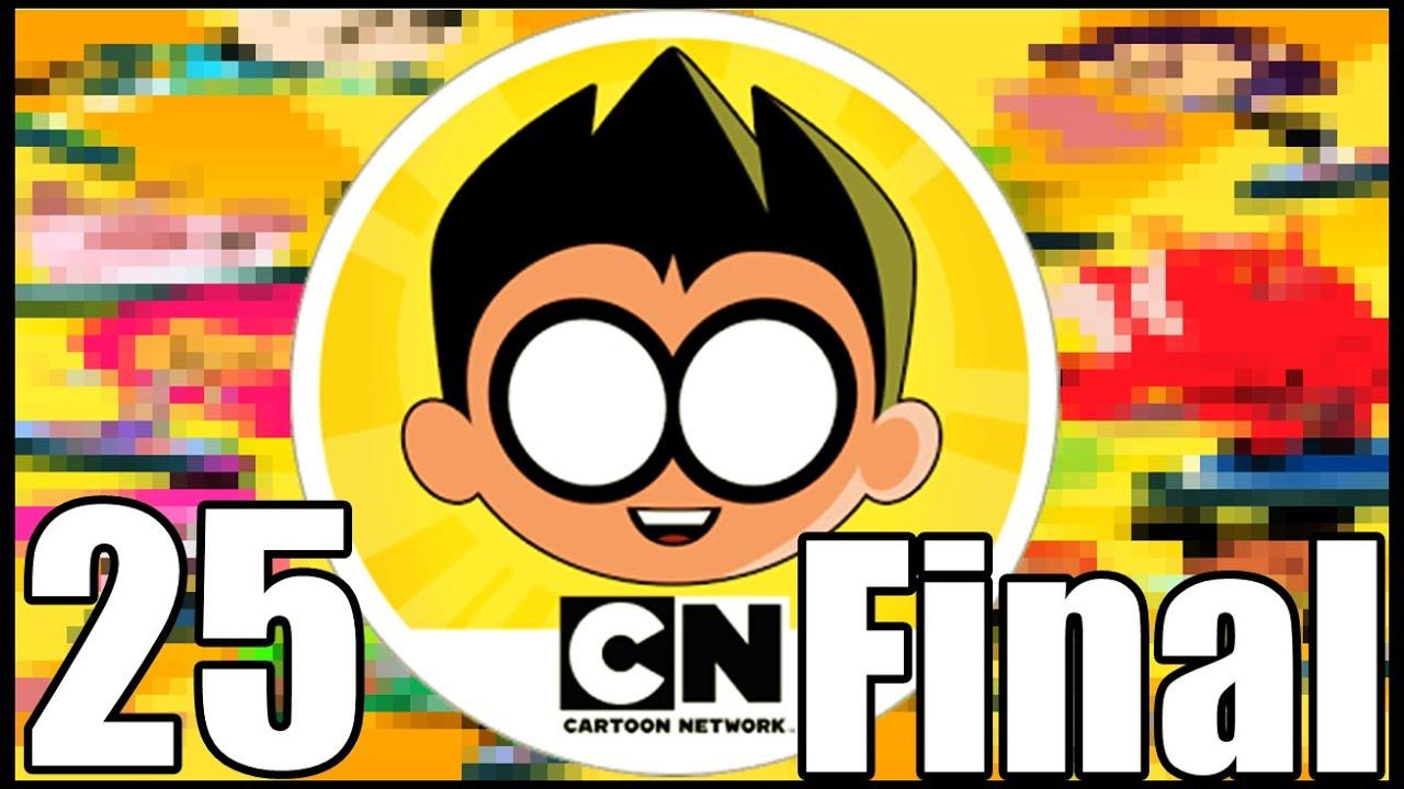 Os Mini Tits - Teen Titans Go 25  Final   Pegando Todos Os Bonecos -4093