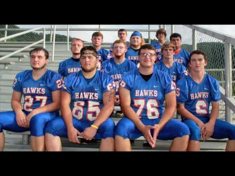 Pike Central High School Senior Football 2017