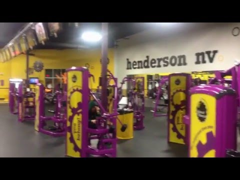Planet Fitness - FULL GYM TOUR (Henderson - Las Vegas, Nevada)