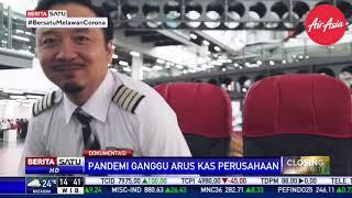 AirAsia Kembali Perpanjang Penghentian Sementara Penerbangan