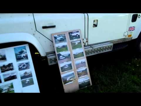 Adventure Overland  Show   Scottish Traveler
