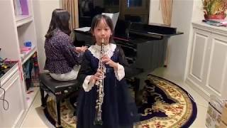Oboe Solo: Contredanse in A Major by Beethoven