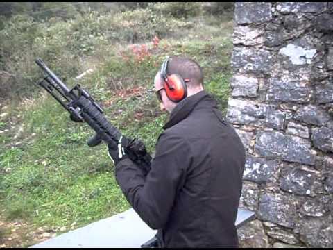 Tir Ar 15 M4 A4 5 56x45 223 Rem Nov 2012 5 Youtube