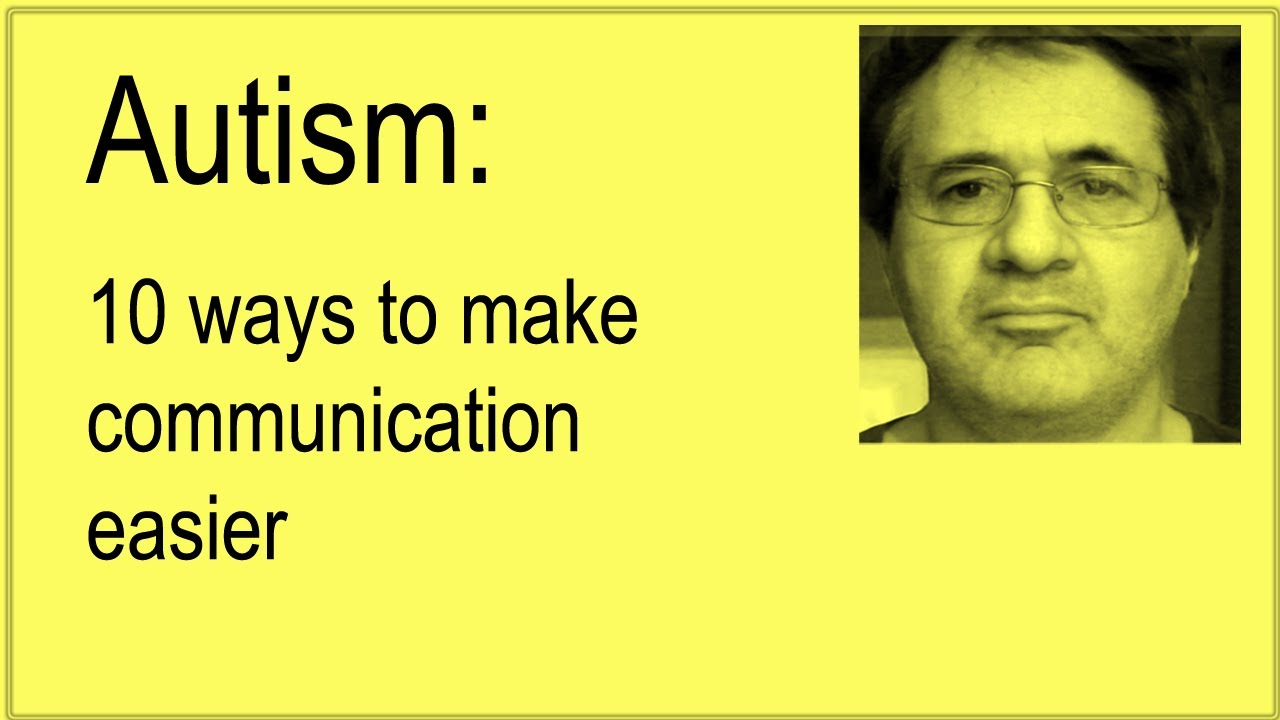 Communicate How Adults Autistic To With