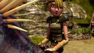 How to Train Your Dragon (PS3) Gamerip OST - Training Menu