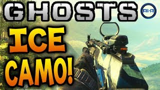 call of duty ghosts ice camo gameplay live w ali a cod ghost multiplayer