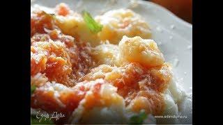 Юлия Высоцкая — Картофельные ньокки с соусом из помидоров и базиликом