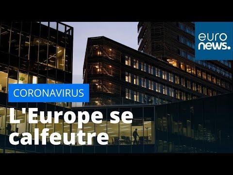 Face au coronavirus, l'Europe se calfeutre