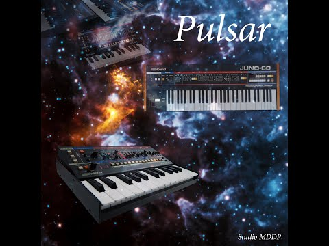 Démo Pulsar Roland JU-06A  by Studio MDDP