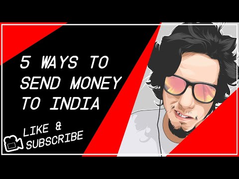 How To Send And Receive Money In India From Other Countries