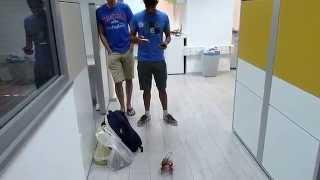 QuadRuped Ctrl EEG - Arduino Course [Take3]