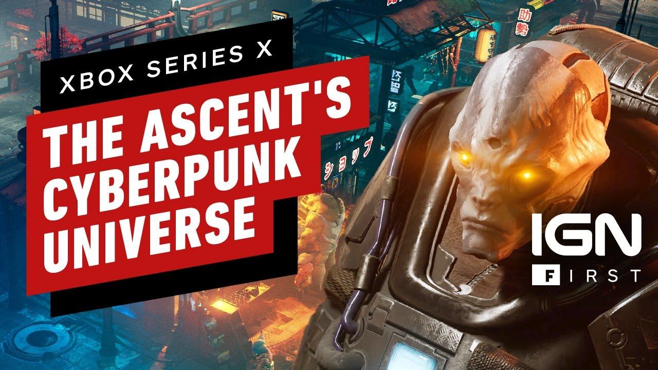 Cómo The Ascent's World es más que solo Cyberpunk - IGN First + vídeo