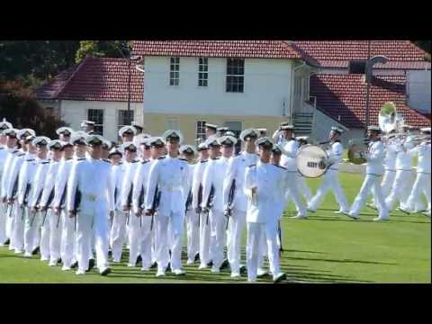 Royal Australian Navy — NEOC 45 Graduation Ceremonies