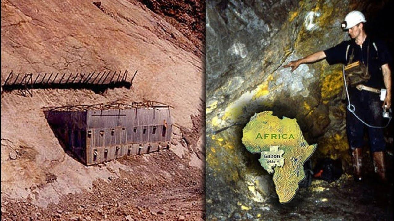 UN RÉACTEUR NUCLÉAIRE DE 1.8 MILLIARD D'ANNÉES CACHÉ EN AFRIQUE