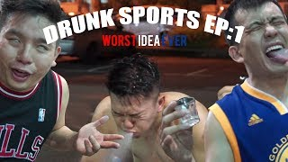 Drunk Sport Episode 1