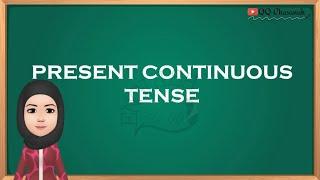 Download lagu PRESENT CONTINUOUS TENSE ~ Video Pembelajaran Bahasa Inggris