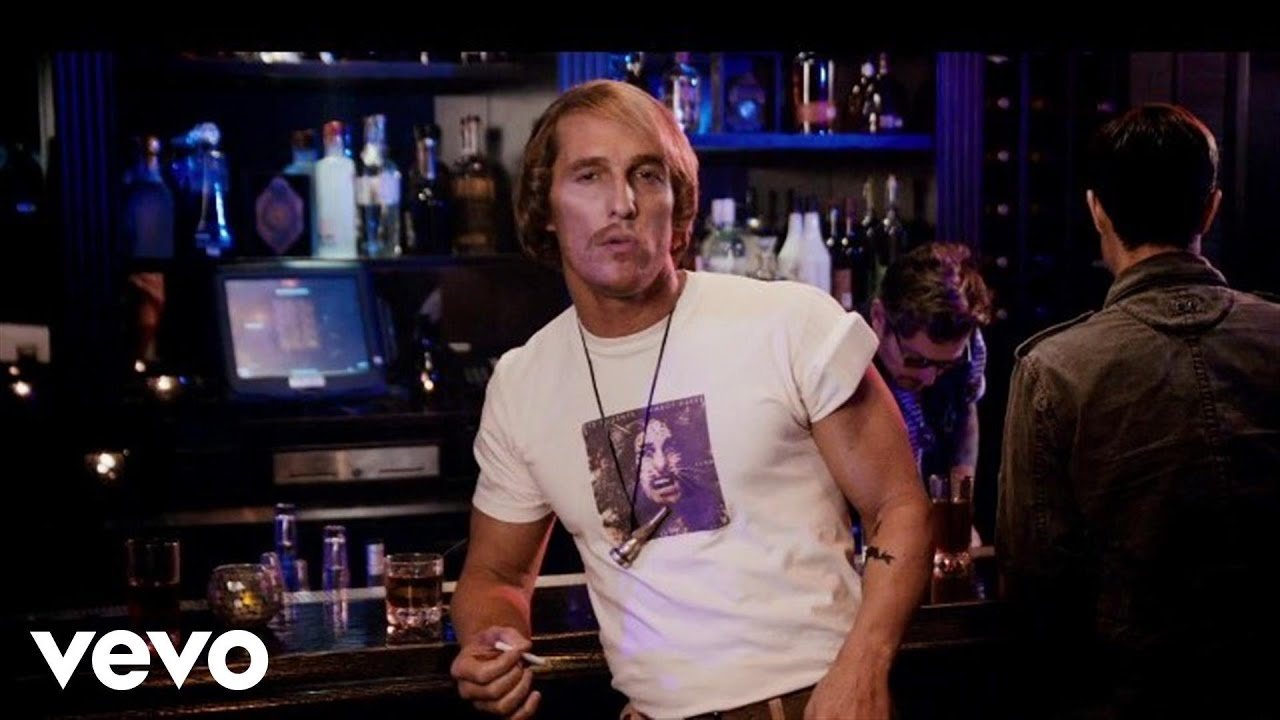 Mcconaughey Dazed And Confused Shirt