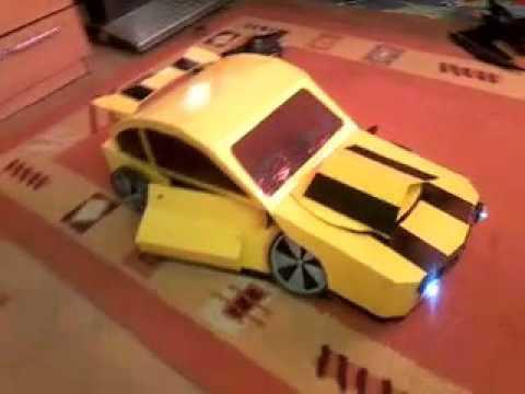 Transformers jelmez házilag - YouTube 5b983611e7
