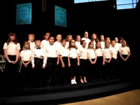 Elementary Chorus-Sing-a-ling-a-ling