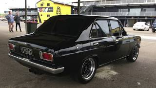 datsun 1200 ca18 turbo grass roots garage