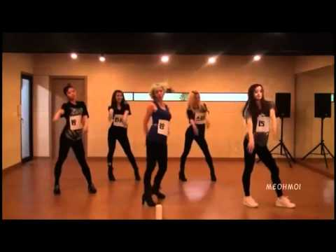 Hello Venus - Venus (Mirrored Dance Practice)