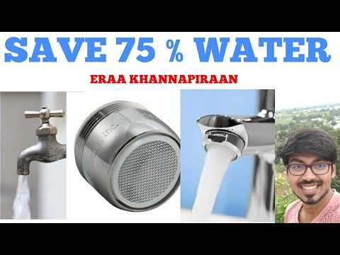 Save 75-80% of water in day today life.