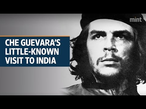 Che Guevara's little-known visit to India