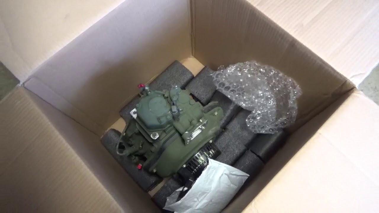 Yanmar L48 Diesel, Military Surplus, $400 eBay deal,