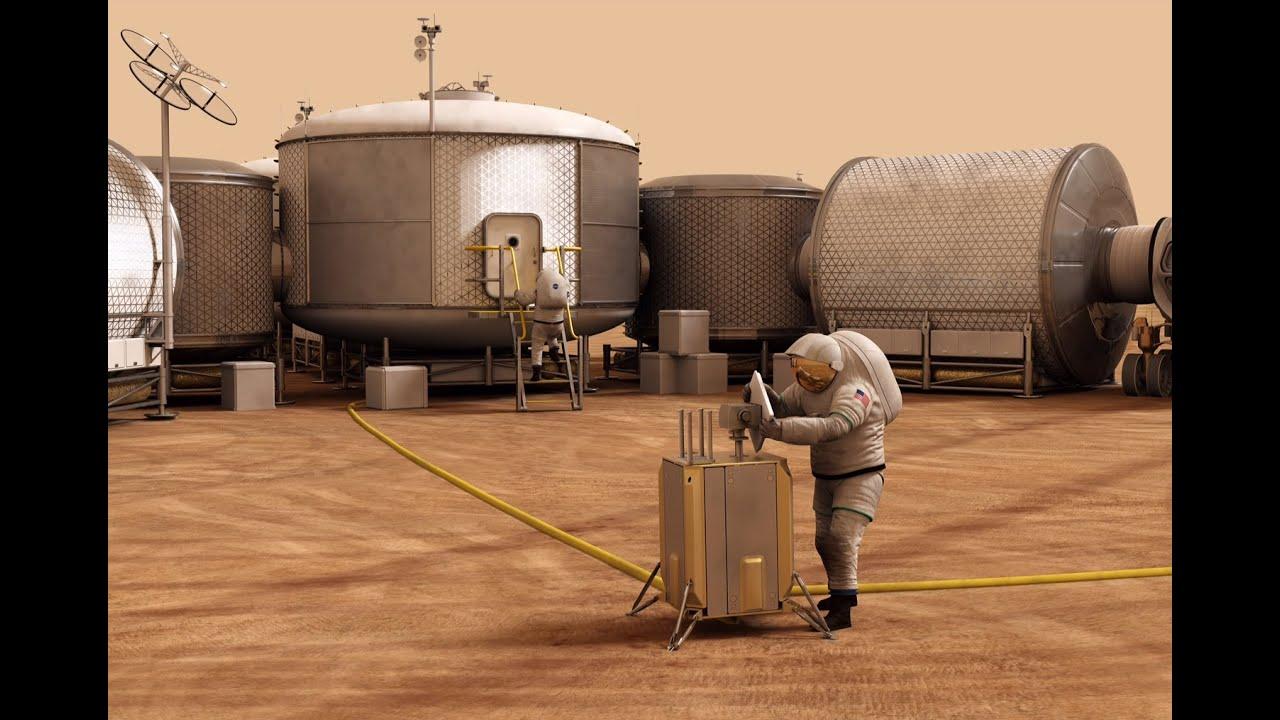 mars inside landing - photo #20