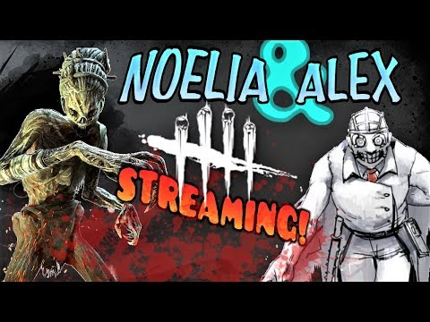 DEAD BY DAYLIGHT ROAD TO TROLL THE KILLER !! STREAMING GAMING NOELIA&ALEX EN DIRECTO!
