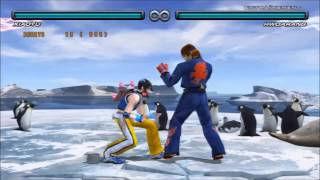 Download Video Tekken 5 DR : Ling Xiaoyu combo video MP3 3GP MP4