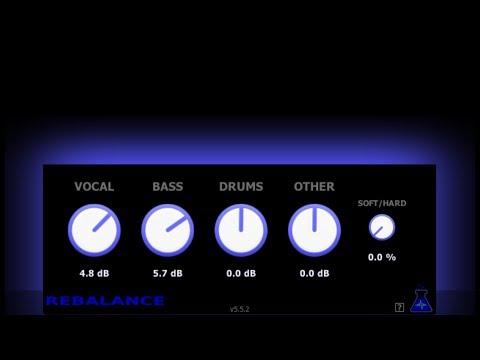 Rebalance - Audio plugin