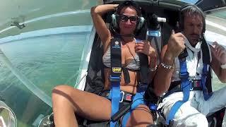 Video Beautiful Girls Piloting Seaplanes - Cockpit View - Girl Pilot download MP3, 3GP, MP4, WEBM, AVI, FLV November 2018