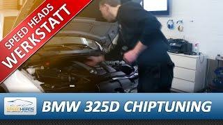 BMW 325d Chiptuning - Leistungssteigerung - Motorsteuergerät Mapping