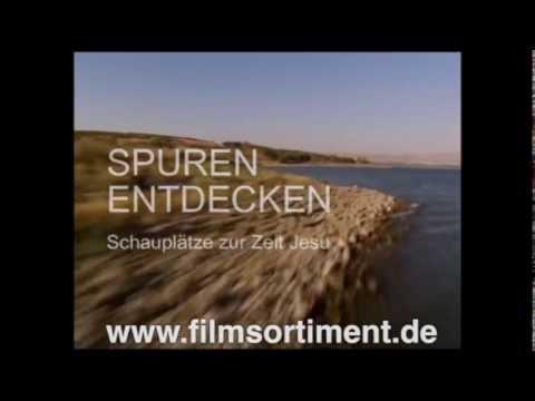 Schulfilm DVD / Religion: SPUREN ENTDECKEN - SCHAUPLäTZE ZUR ZEIT JESU (Trailer / Vorschau)