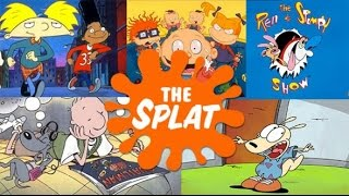 Nickelodeon Slimecast Podcast Episode 17: News about The Splat, The Hey Arnold TV Movie, and More.