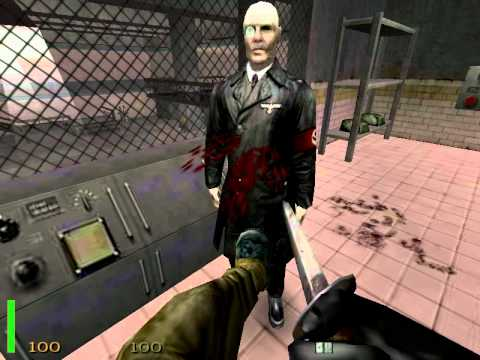 How To Use Cheat Codes On Return To Castle Wolfenstein