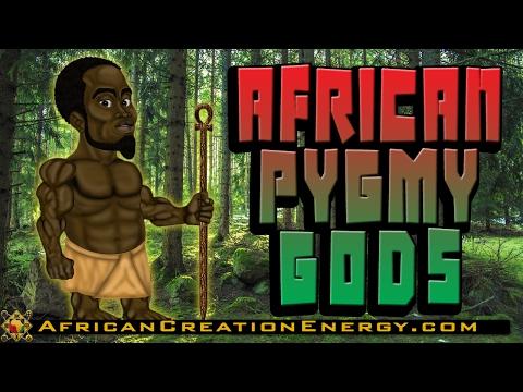 African Pygmy Gods
