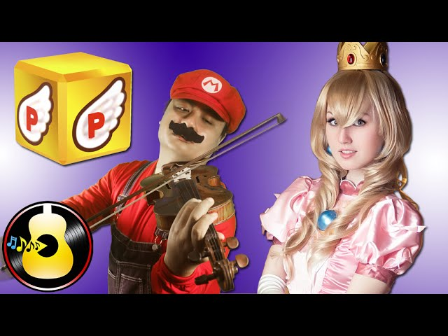 Super Mario Bros 3 Ending Theme Orchestral Cover Remix String Player Gamer